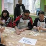 Незрящи месиха хляб като форма на рехабилитация и интеграция